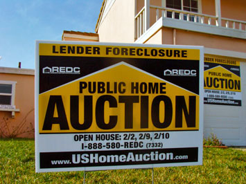 Bank foreclosure settlement check errors mean additional