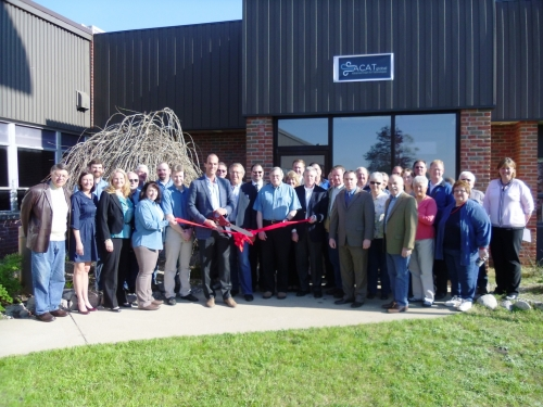 Charlevoix's newest ACAT Global facility opening