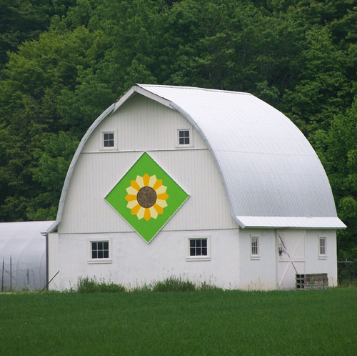 Quilt Barn Trails Draw Tourism And Engage Communities Msu Extension