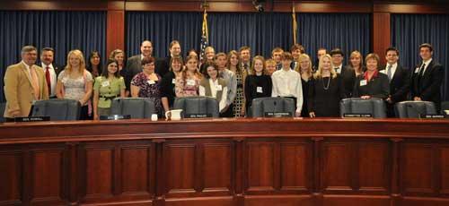 2012 M4-HYCC Senate Presentation