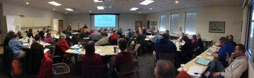 The NE MI GLSI annual networking meeting