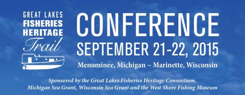 Great Lakes Fisheries Heritage Trail logo