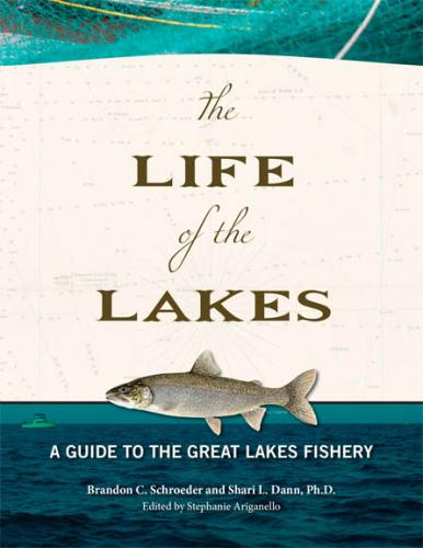 The Life of the Lakes book cover image.