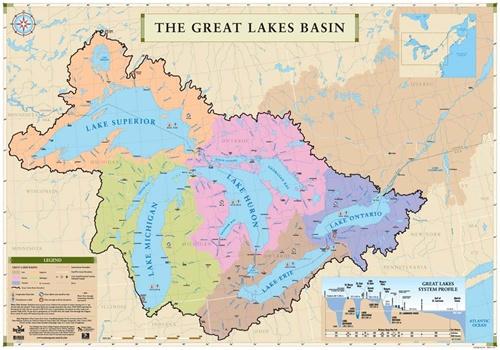 Great Lakes Basin framework study.