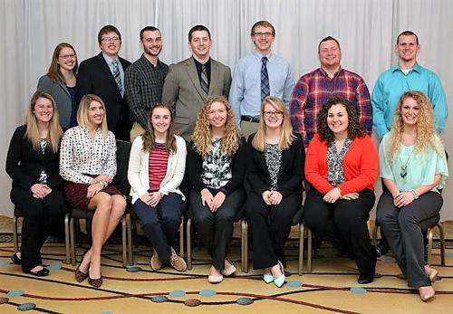 Collegiate Farm Bureau Academics