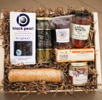 Put Michigan-made foods on your holiday gift-giving list | MSU ...