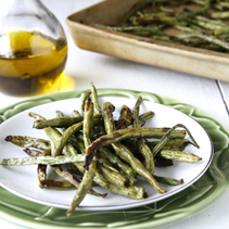 Green beans are verstile and nutritious.