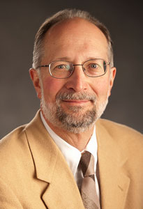 Doug Buhler, director of MSU AgBioResearch and CANR senior associate dean for research