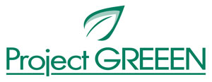 MSU, Project GREEEN logo