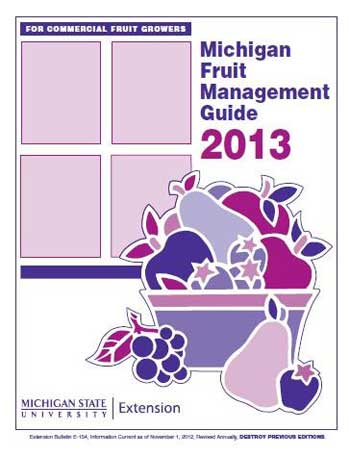 Michigan Fruit Management Guide