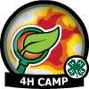 4-H REC Badge
