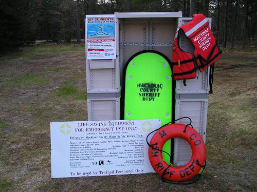 Mackinac county water safety review team efforts continue