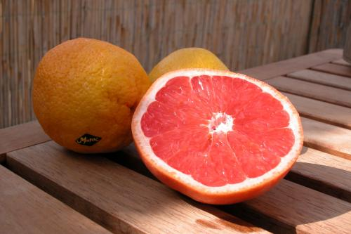 february is grapefruit month