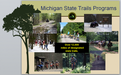 Michigan Trails