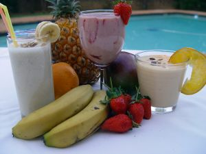 Smoothies: A healthy alternative