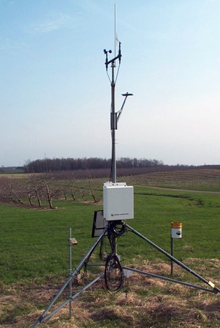 Enviro-weather station
