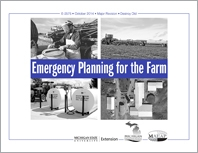 Emergency Planning for the Farm (E2575)