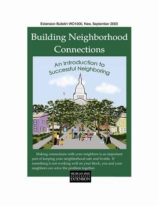Building Neighborhood Communities - An Introduction to Successful Neighboring (WO1000)