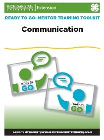 Ready to Go: Mentor Training Toolkit: Communication (4H1642-3)