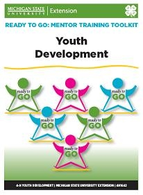 Ready to Go: Mentor Training Toolkit: Youth Development (4H1642-4)