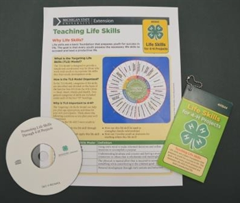 Promoting Life Skills through 4-H Projects Workshop Kit (4H1644KIT)