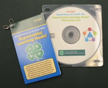 Experience 4-H with the Experiential Learning Model Workshop Kit (4H1681)