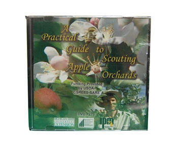 A Practical Guide to Scouting Apple Orchards DVD (DVD273)