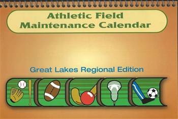 Athletic Field Maintenance Calendar: Turfgrass (E0023)