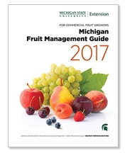 Michigan Fruit Management Guide (E0154)