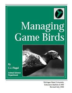 Managing Game Birds (E0692)