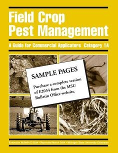 Field Crop Pest Management: Commercial Pesticide Manual - Category 1A (E2034)