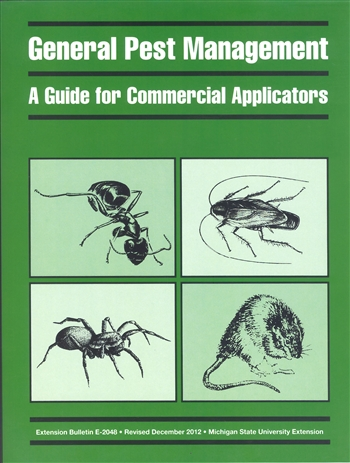 General Pest Management: Guide for Commercial Applicators - Category 7A (E2048)