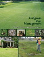 Turfgrass Pest Management: Training Manual For Comm Applicators - Category 3A (E2327)