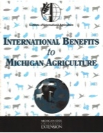 International Benefits to Michigan Agriculture (E2473)