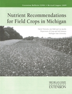 Nutrient Recommendations for Field Crops in Michigan (E2904)