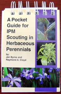 A Pocket Guide for IPM Scouting in Herbaceous Perennials (E2981)