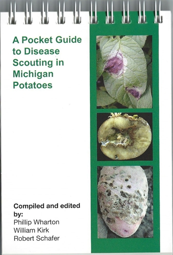 A Pocket Guide to Disease Scouting in Potatoes (E2998)