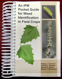 IPM Weed Pocket Guide for Weed Identification in Field Crops (E3081)