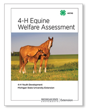 4-H Equine Welfare Assessment 4H1748