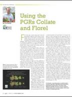 Using the PGRs Collate and Florel