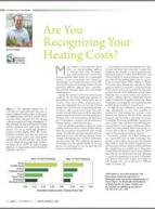 Are you recognizing your heating costs?