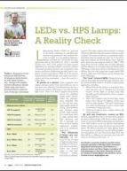 LEDs vs. HPS lamps: A reality check