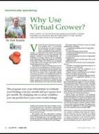 Why use Virtual Grower?