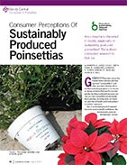 Consumer perceptions of sustainably produced poinsettias.