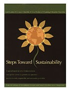 Steps toward sustainablity.