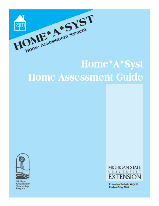 Home *A* Syst - Home Assessment Guide (WQ51)