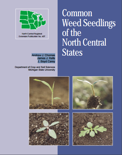 Common Weed Seedlings of the North Central States (NCR607)