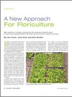 A new approach for floriculture